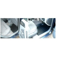 Skoda Octavia Estate Rubber Floor Mats (4)